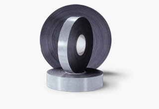 padding- and decoupling tapes