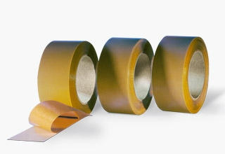 Air tight adhesive tapes